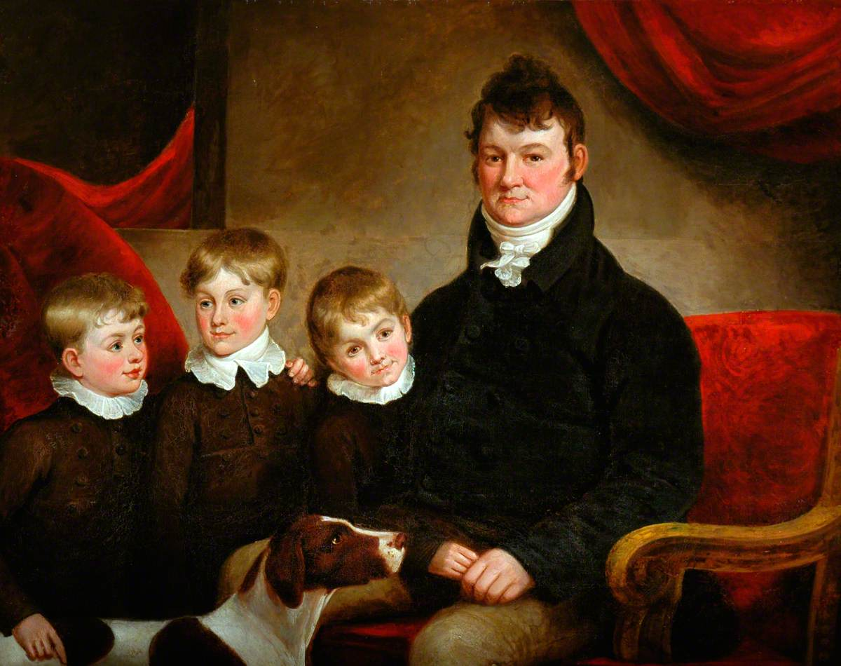 Russell, John, 1745-1806; Cook Cooper Taylor and Sons